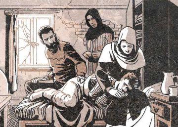 Una madre siria que lucha contra el hambre es la nueva heroína de Marvel