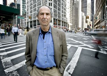 Y el Grammy es para... ¡Philip Roth!