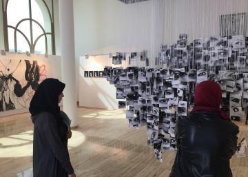 La bienal de arte de Casablanca airea las injusticias del mundo