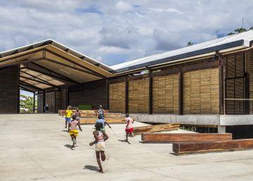 Latinoamérica como escuela de arquitectura