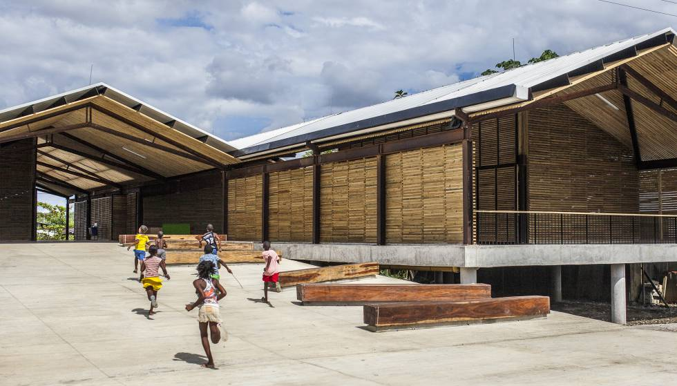 Latinoam rica como escuela de arquitectura cultura el pa s for Edificios educativos arquitectura