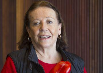 Muere Elena Santonja, el alma del programa 'Con las manos en la masa'