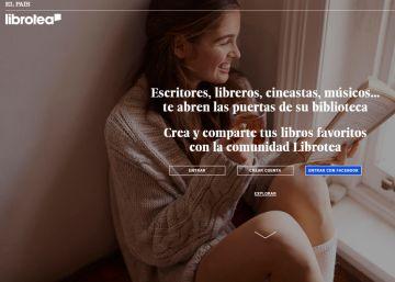 Librotea abre sus estanterías a las pequeñas y medianas librerías de España