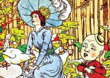 Las rimas absurdas que marcaron a Lewis Carroll y John Lennon