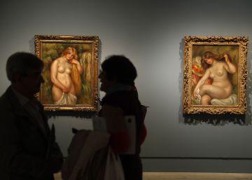 Renoir replica con su gozo al desprecio intelectual