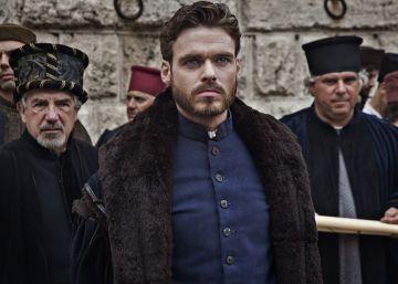 'Los Medici', banqueros, mecenas, estrellas de la televisión