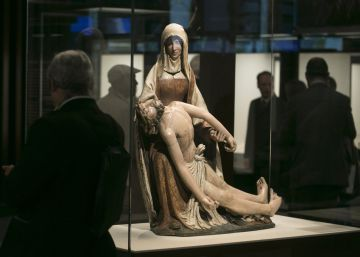 El British Museum lanza un mensaje europeísta en una muestra en Madrid