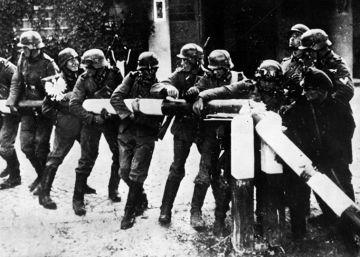 Tres anfetas y a invadir Polonia