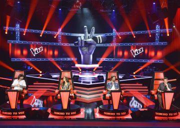 Premios Ondas para 'El Ministerio del Tiempo' y 'La voz'