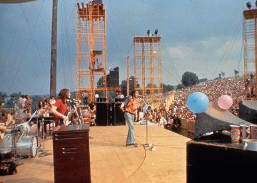 'Woodstock': el concierto que encumbró al movimiento 'hippy'