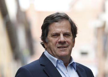 Roberto Pombo, el pasado viernes en Madrid.