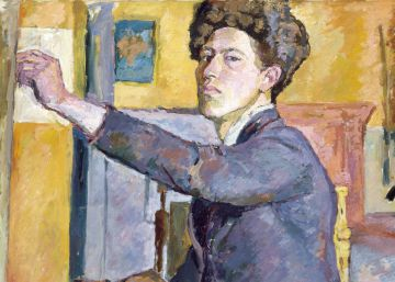 Picasso y Giacometti, los mejores enemigos