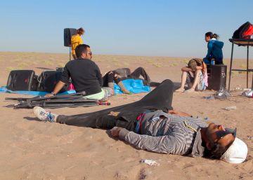 'Raving Iran': la vida clandestina de los jóvenes que bailan house en el desierto