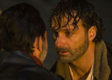 'The Walking Dead' 7x01: ¿Quién ha muerto?
