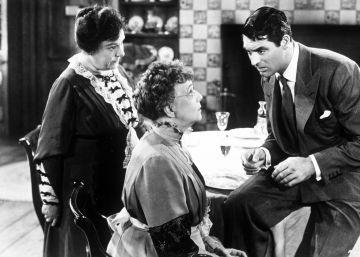 Una majestuosa comedia negra de Capra: 'Arsénico por compasión'