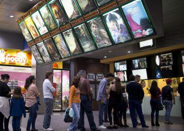 2,6 millones de espectadores en tres días: la Fiesta del Cine bate su récord