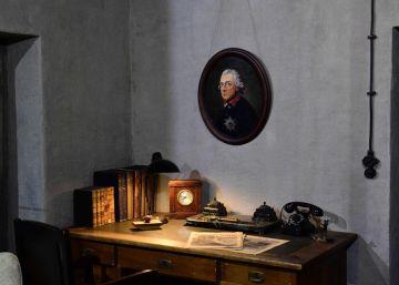 Reconstruyen el despacho donde Hitler pasó sus últimos días