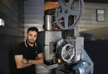 El cineasta Juan Antonio Bayona, en junio de 2015.