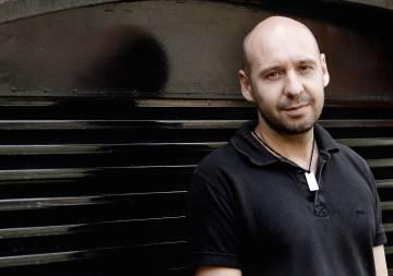 Jaume Balagueró, en Barcelona en noviembre de 2014.