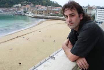 Isaki Lacuesta, en San Sebastián, en 2011.