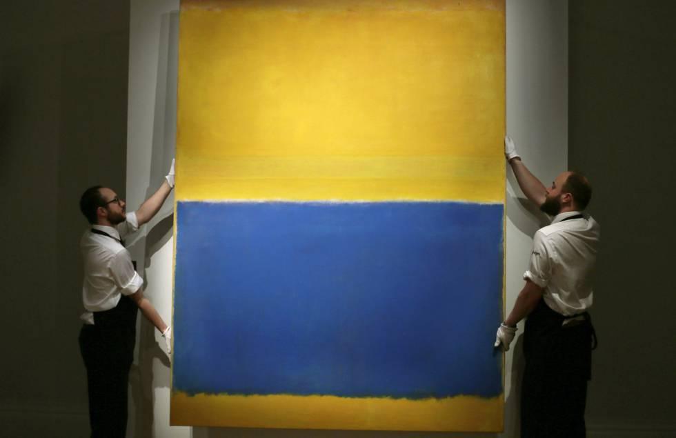 Resultat d'imatges de algoritmos y el mercado del arte