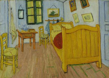 A la búsqueda de la cama de Van Gogh