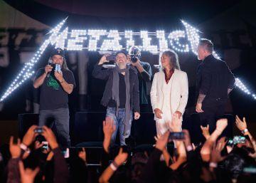 """Metallica publican su nuevo disco y proclaman: """"¡Estamos vivos!"""""""