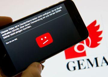Alemania libera el candado de la música en YouTube