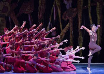 El pasado y el futuro de la danza bailan un 'pas de deux' en La Habana