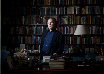 Javier Marías, un león literario en la Biblioteca Pública de Nueva York