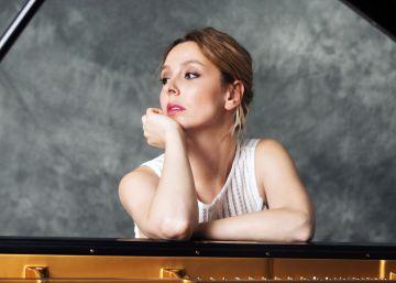 Judith Jáuregui dedica su nuevo disco a Scriabin