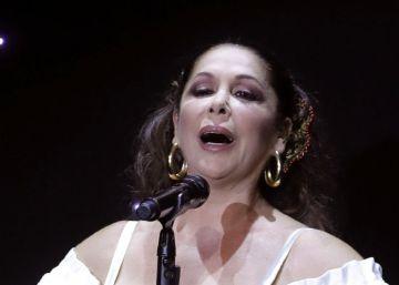 Isabel Pantoja: vuelve el teatro de los sollozos y gestos rotos