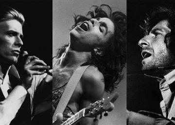 2016: el año que se llevó a Bowie, Prince y Cohen