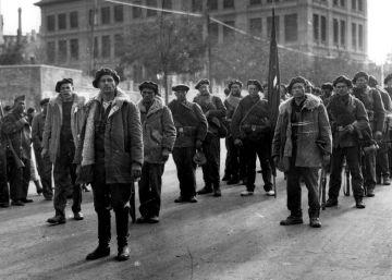 El día en que Franco cruzó el Manzanares