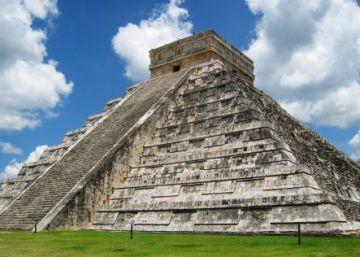 Hallada una enigmática pirámide oculta en el interior de Kukulcán