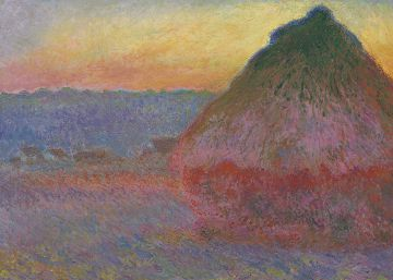 Monet supera su récord en subasta con un almiar de 75 millones de euros