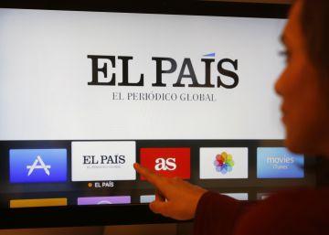 EL PAÍS se ve también en Apple TV