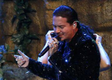 Colombia y Juan Gabriel se comen los Grammy Latinos
