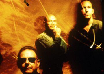 La explosión galáctica de King Crimson