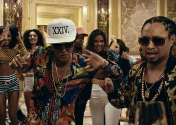 Bruno Mars, vitalismo y buenas vibraciones