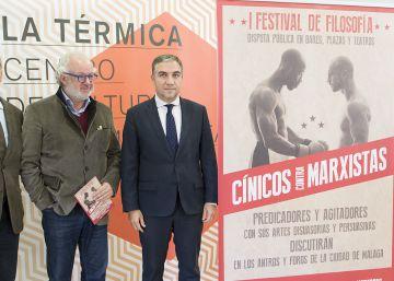 Málaga acoge un singular festival que llevará la filosofía a la calle