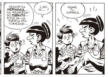 Carlos Giménez dibuja un 'Paracuellos' menos mísero