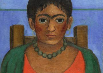 1,7 millones por la obra de Frida Kahlo nunca vista