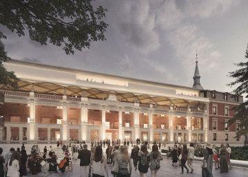 Norman Foster remata la ampliación del Prado con una gran zona peatonal