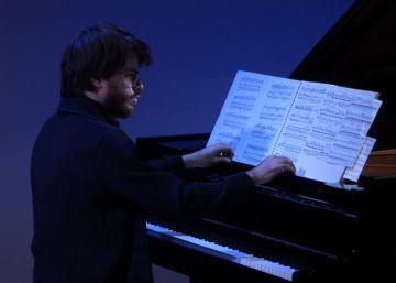 El piano de Ligeti como percepción infinita