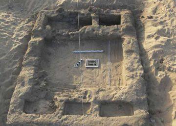 Descubierta una ciudad egipcia de más de 5.000 años