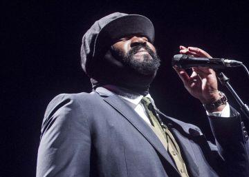 Gregory Porter: abrasivo tacto de jazz