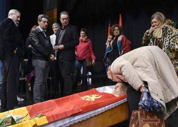 """Juan Diego Botto: """"Marcos Ana era lo que este país debería haber sido"""""""