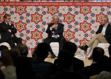 """Vargas Llosa: """"EL PAÍS representó una revolución de modernidad en España"""""""