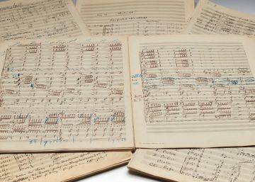Mahler y la partitura más valiosa de la Historia